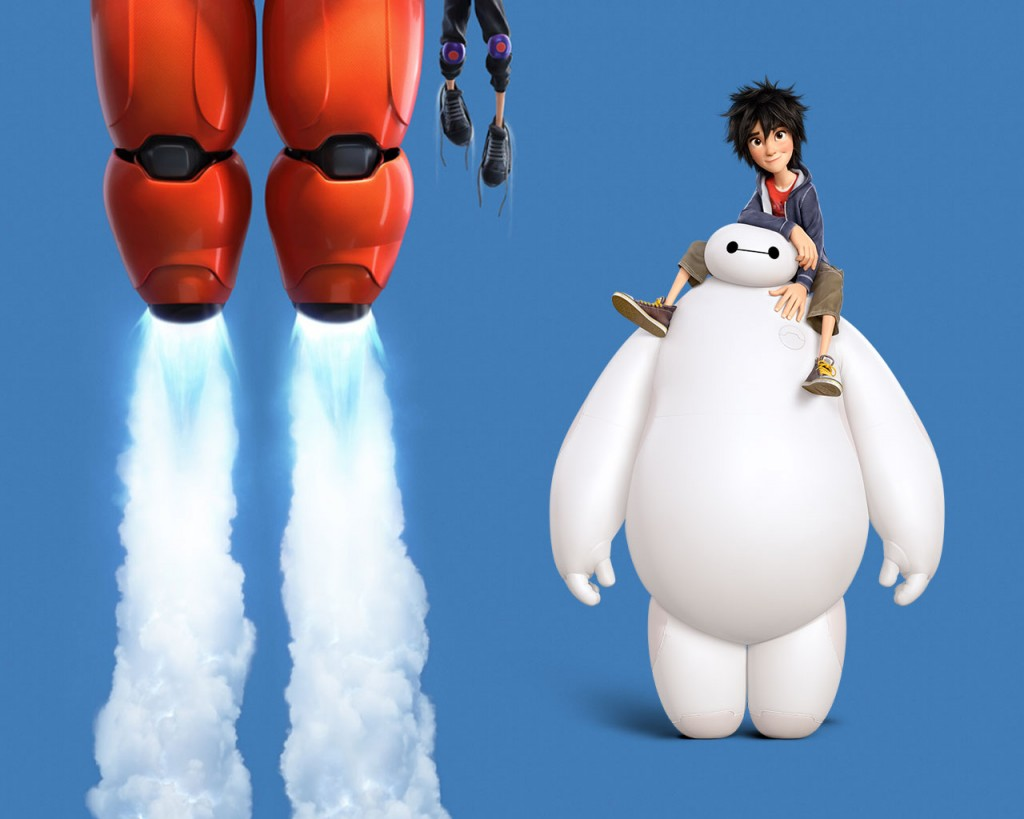 Big Hero 6 HD wallpapers 2015-1