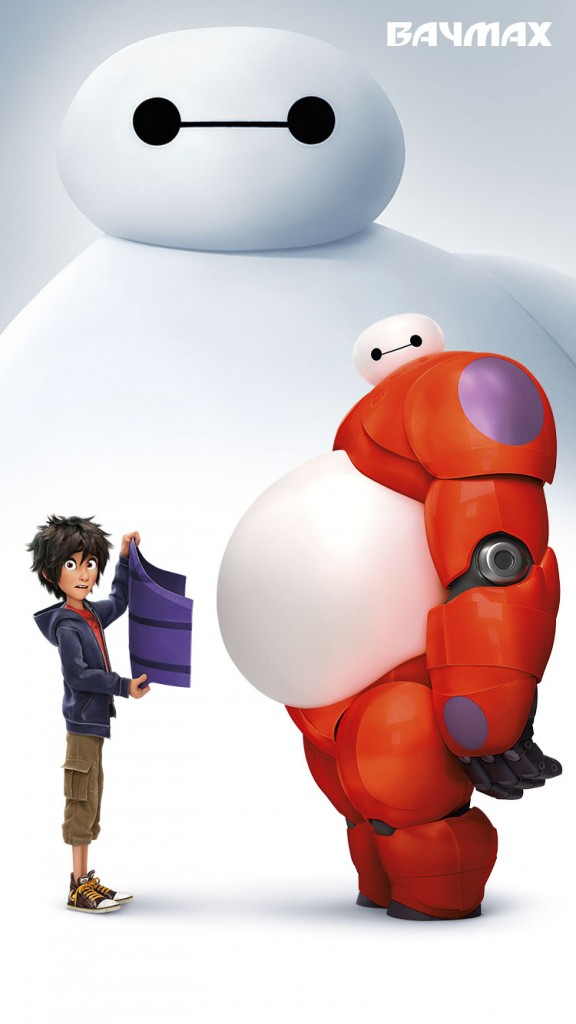 Big Hero 6 HD wallpapers 2015 3