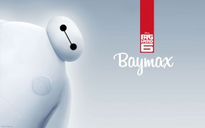 Watch and Enjoy the Baymax Big Hero 6 HD Wallpapers