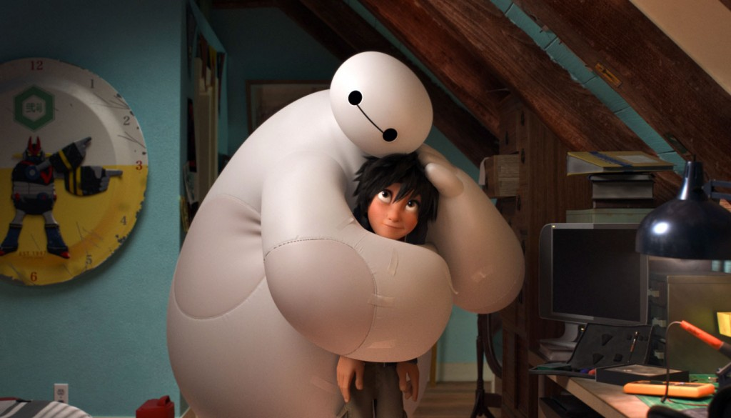 Big Hero 6 HD wallpapers 2015 free