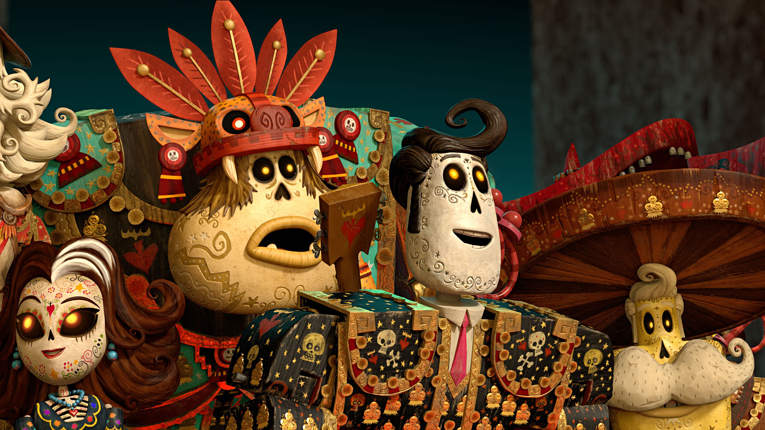 The book of life movie hd wallpapers all hd wallpapers for Book of life characters names