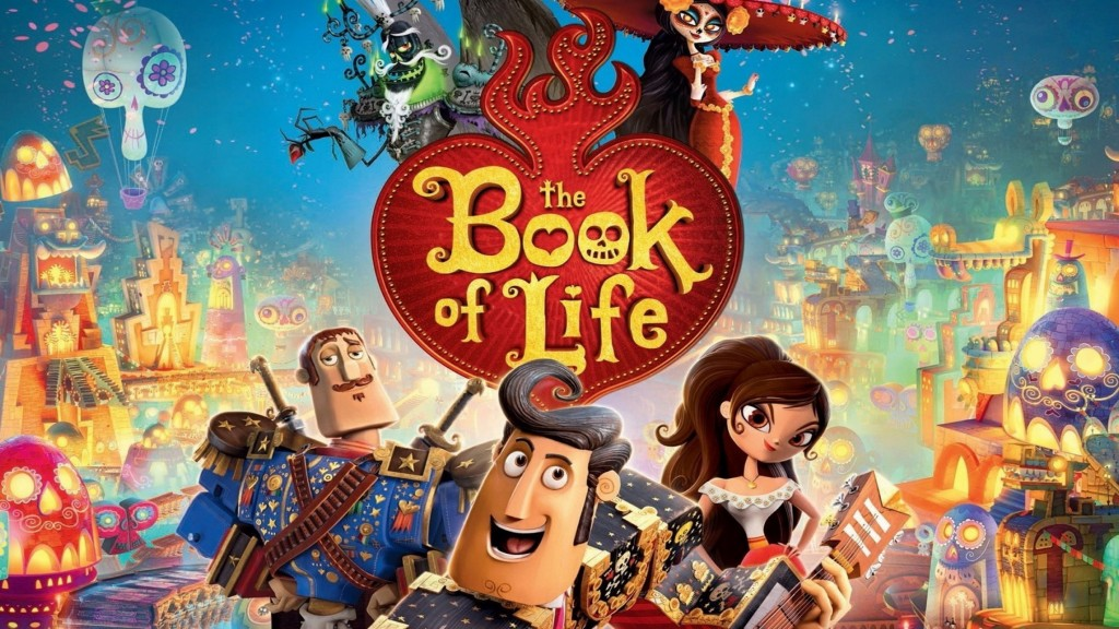 THe book of life (3)