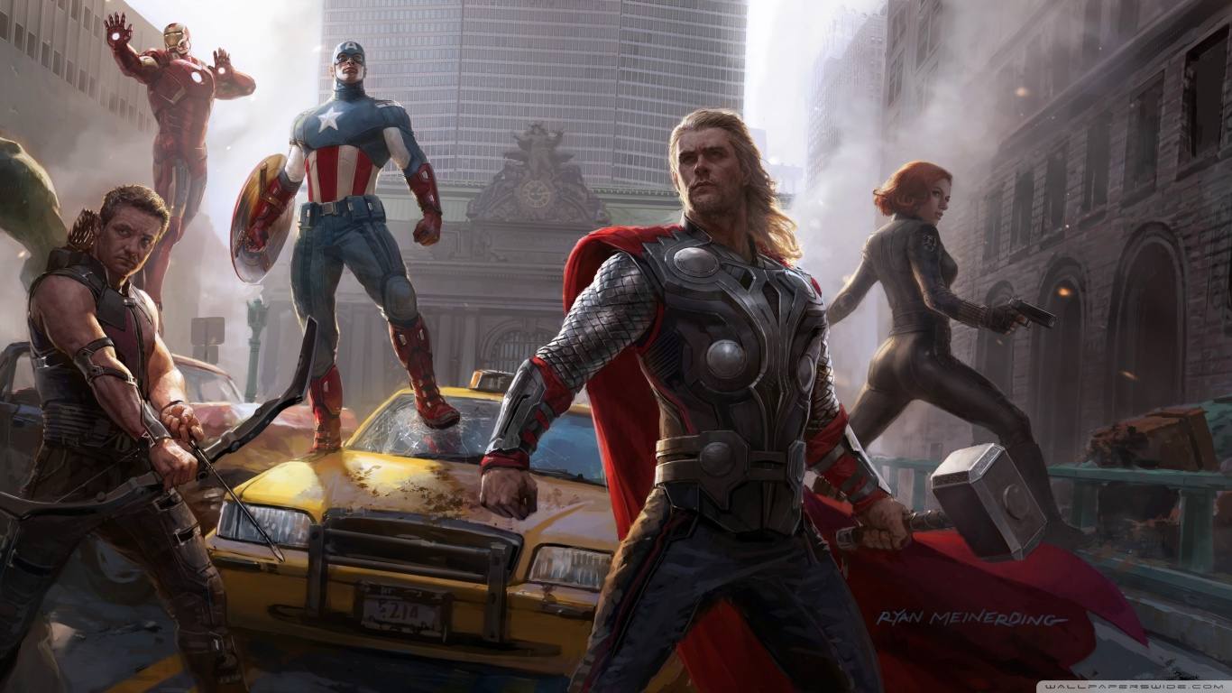 Hollywood Movies Hd Wallpapers: Avengers Hollywood Best Movie HD Wallpapers 2015