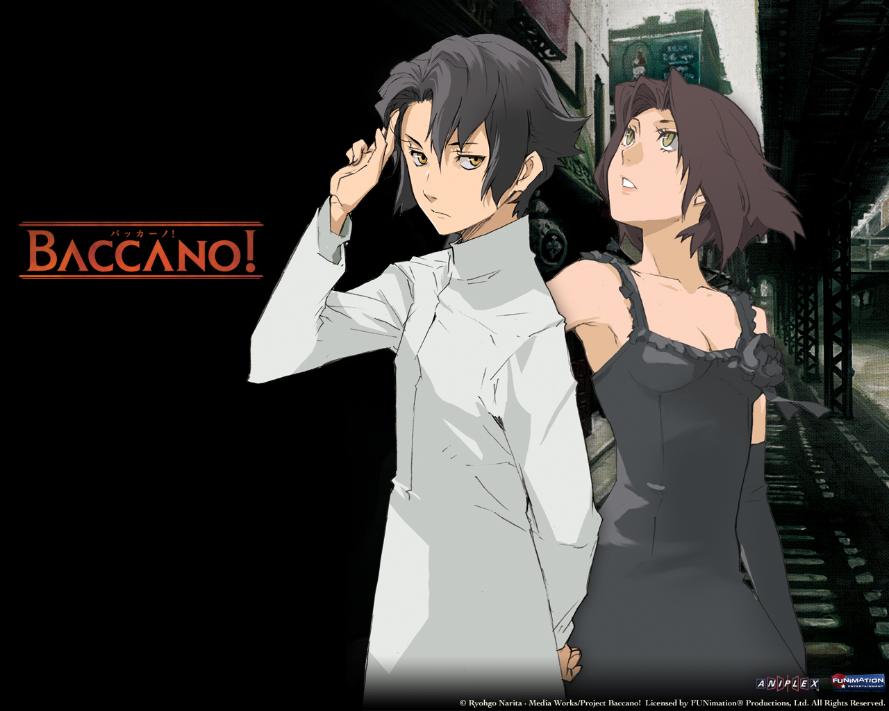 baccano new hd best wallpapers all hd wallpapers
