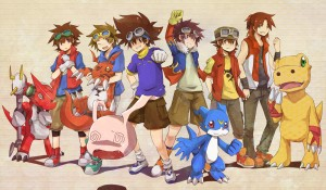 Digimon Anime New Awesome HD Wallpapers