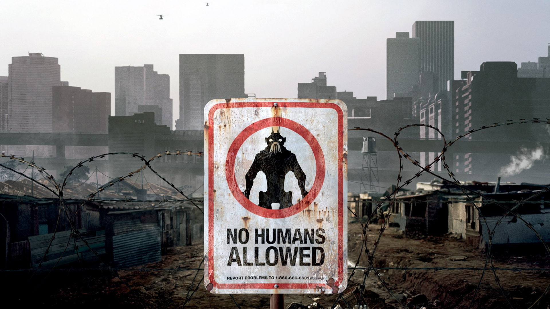 District 9 Beautiful Movie Some Best Chosen HD Wallpapers ...