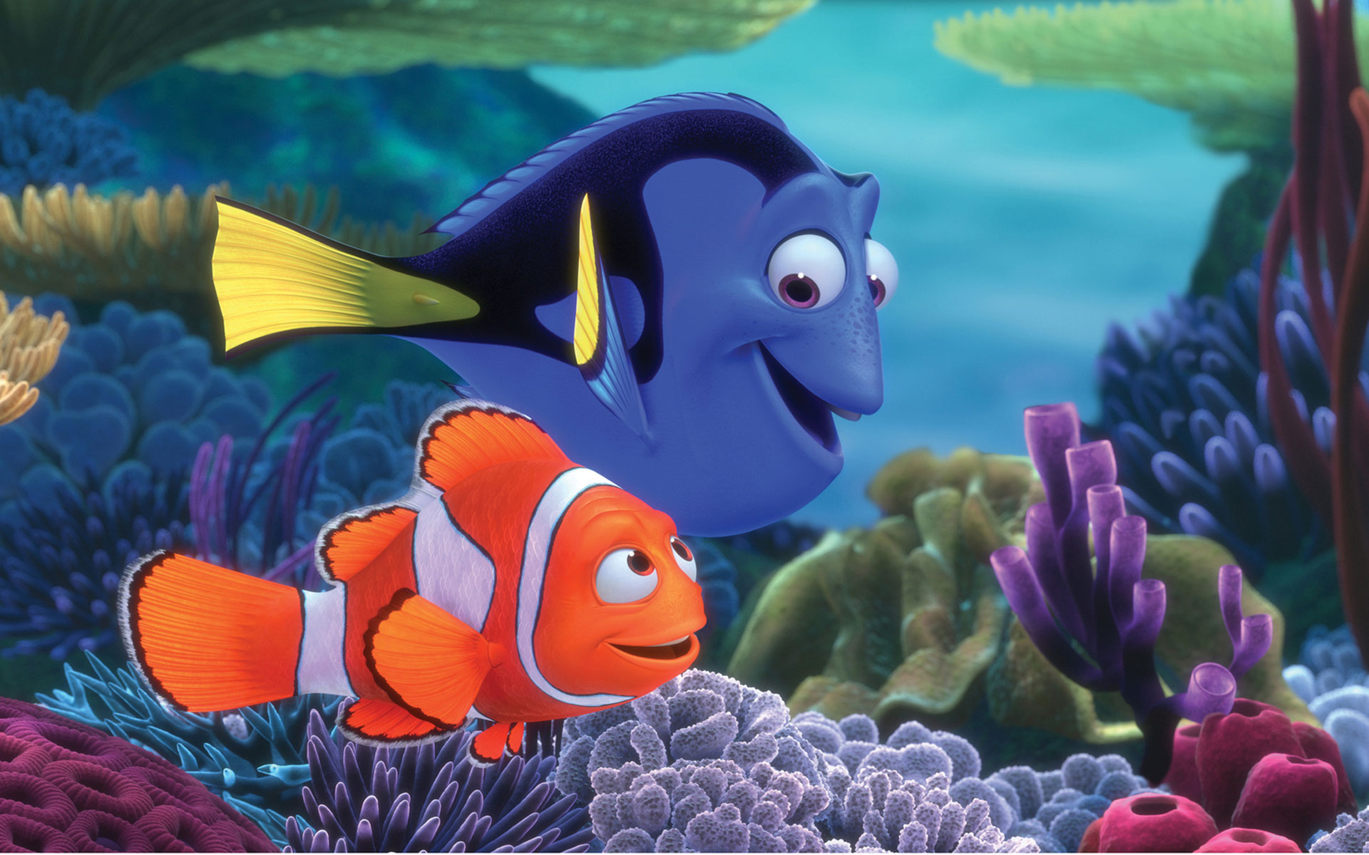 Finding Nemo Best Animated Movie High Quality Wallpapers ...