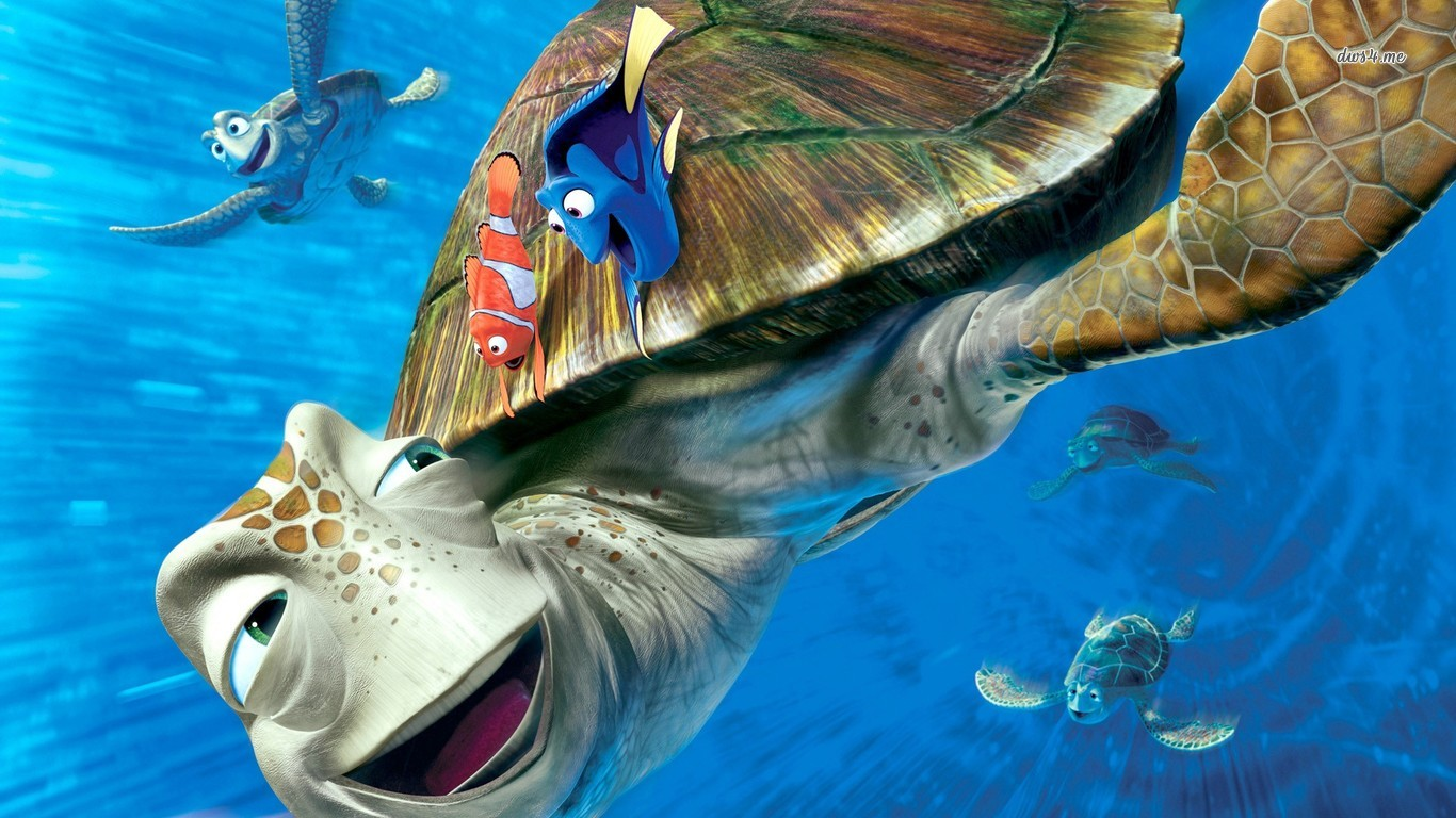 Finding Nemo Best Animated Movie High Quality Wallpapers