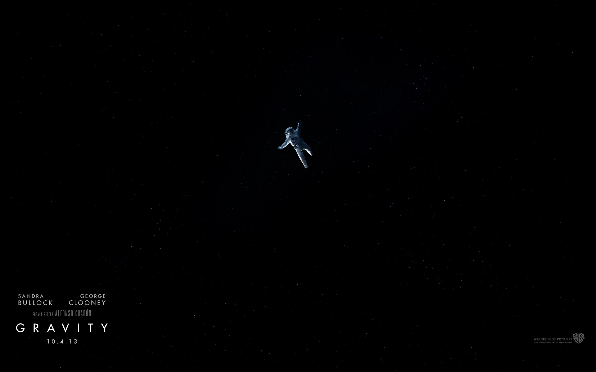 Gravity movie amazing hd wallpapers high quality all for Quality wallpaper