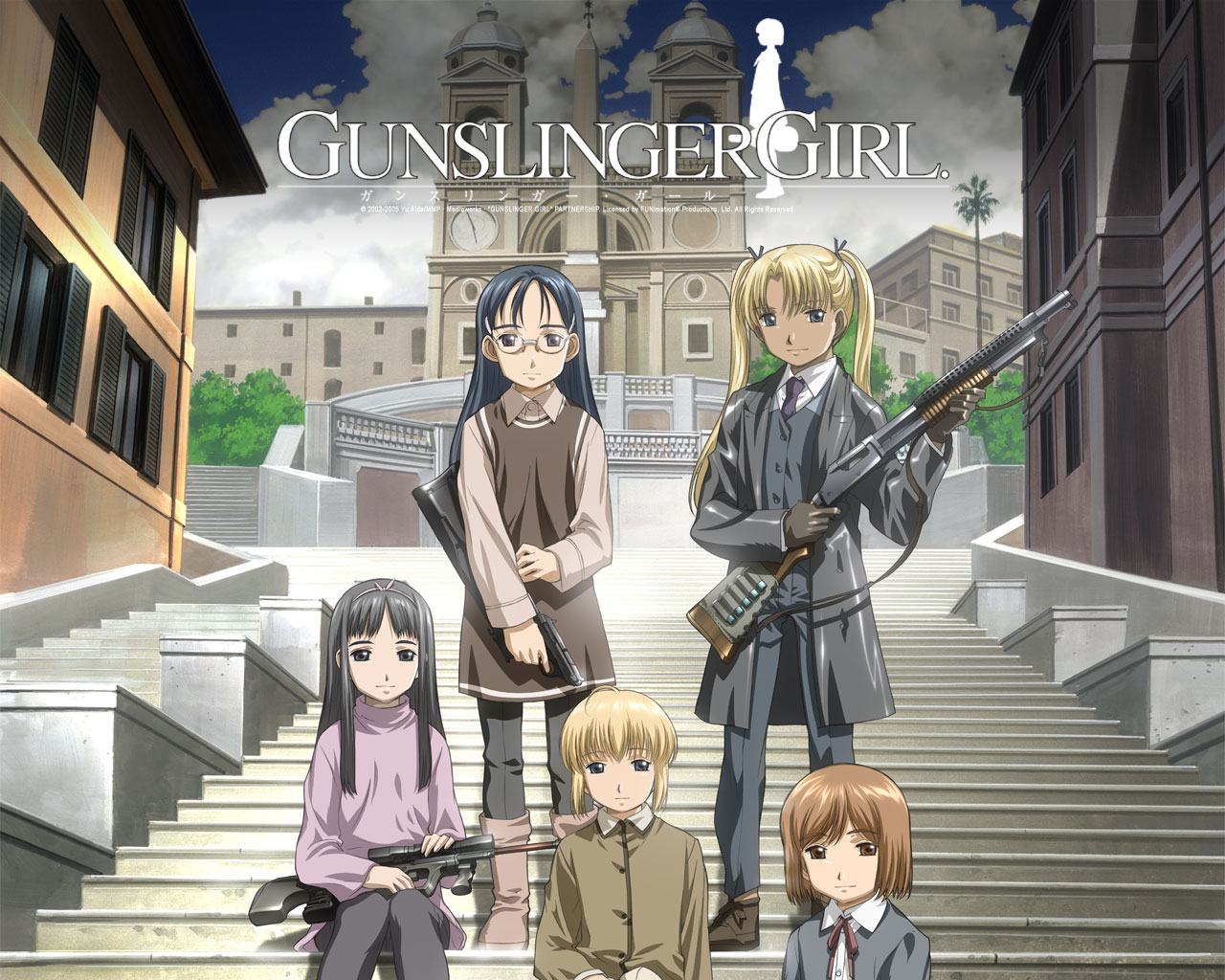 gunslinger girl (8)
