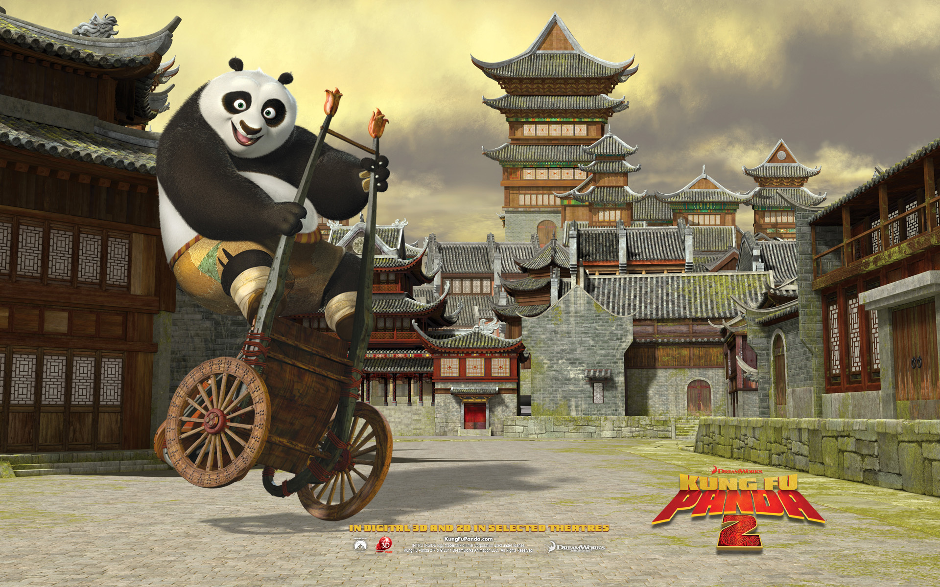 kung fu panda movie best quality wallpapers - all hd wallpapers