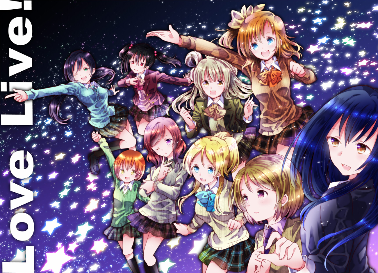 Love Live HD Wallpapers (High Quality) - All HD Wallpapers