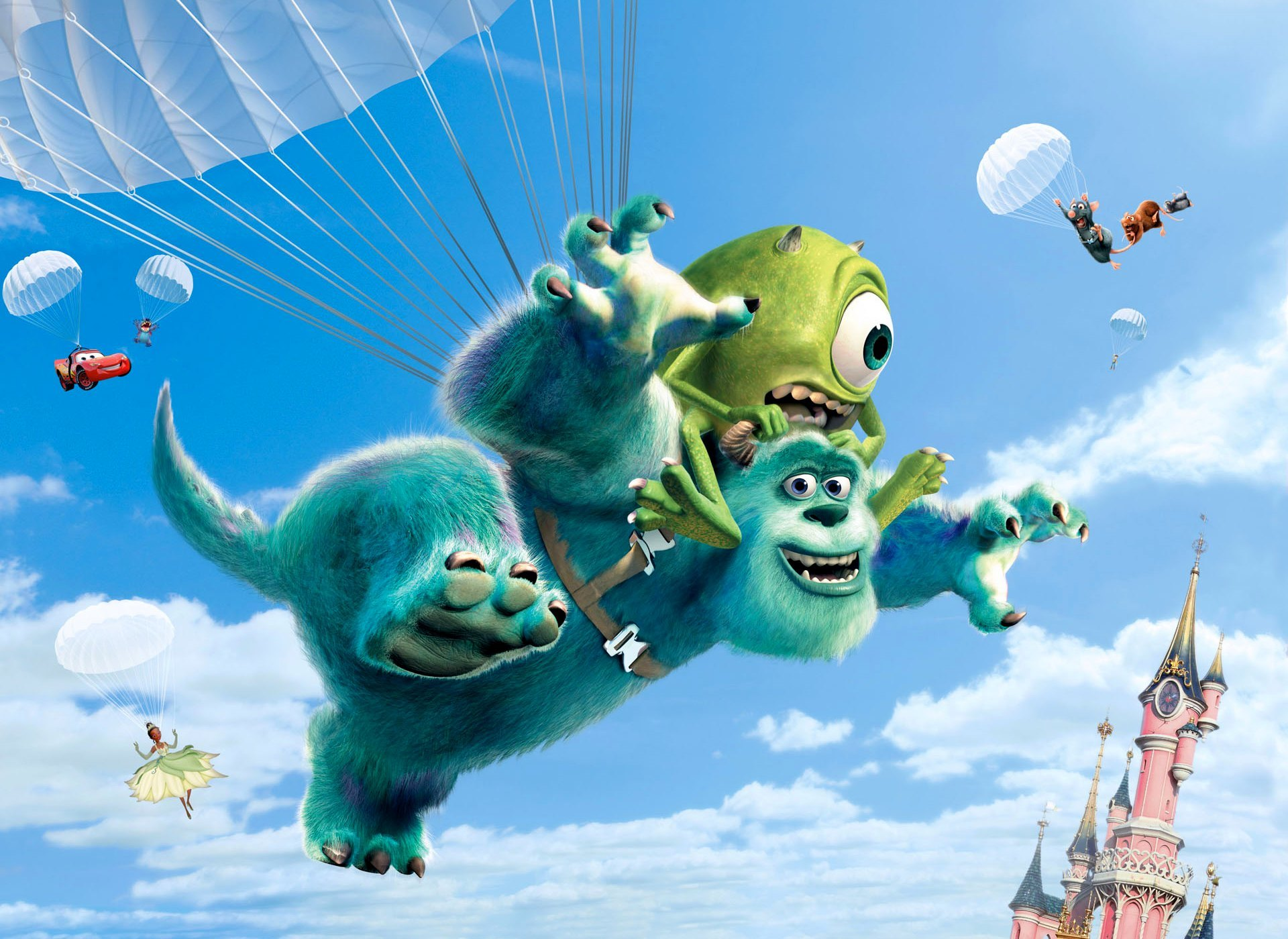 Monsters university beautiful hd wallpapers all hd wallpapers monsters university 4 voltagebd Image collections