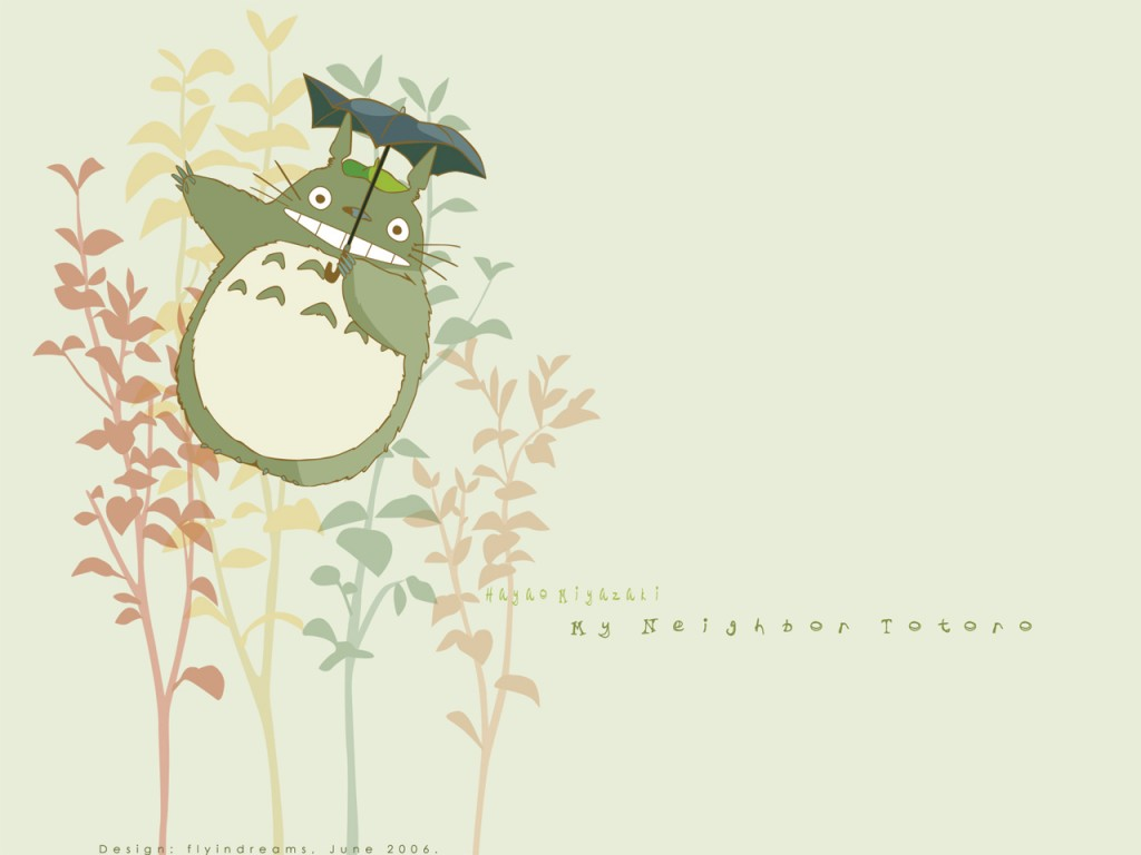 my neighbor totoro (1)