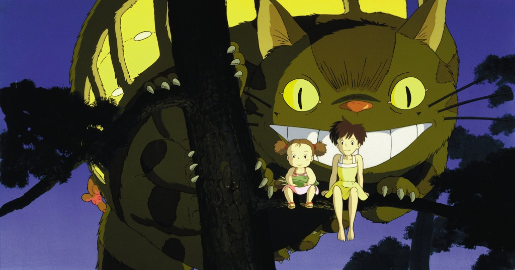 my neighbor totoro (3)
