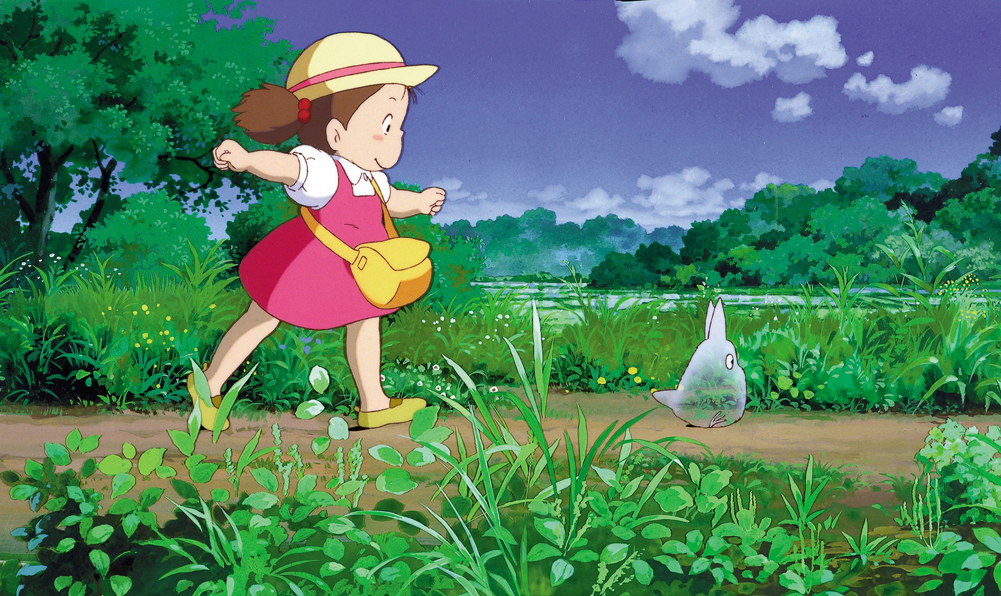 my neighbor Satsuki kusakabe (kusakabe satsuki) also known satsuko is the second protagonist of my neighbor totoro she is the older of mei in my neighbor totoro satsuki can be.