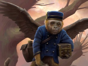 Oz The Great And Powerful HD Wallpapers