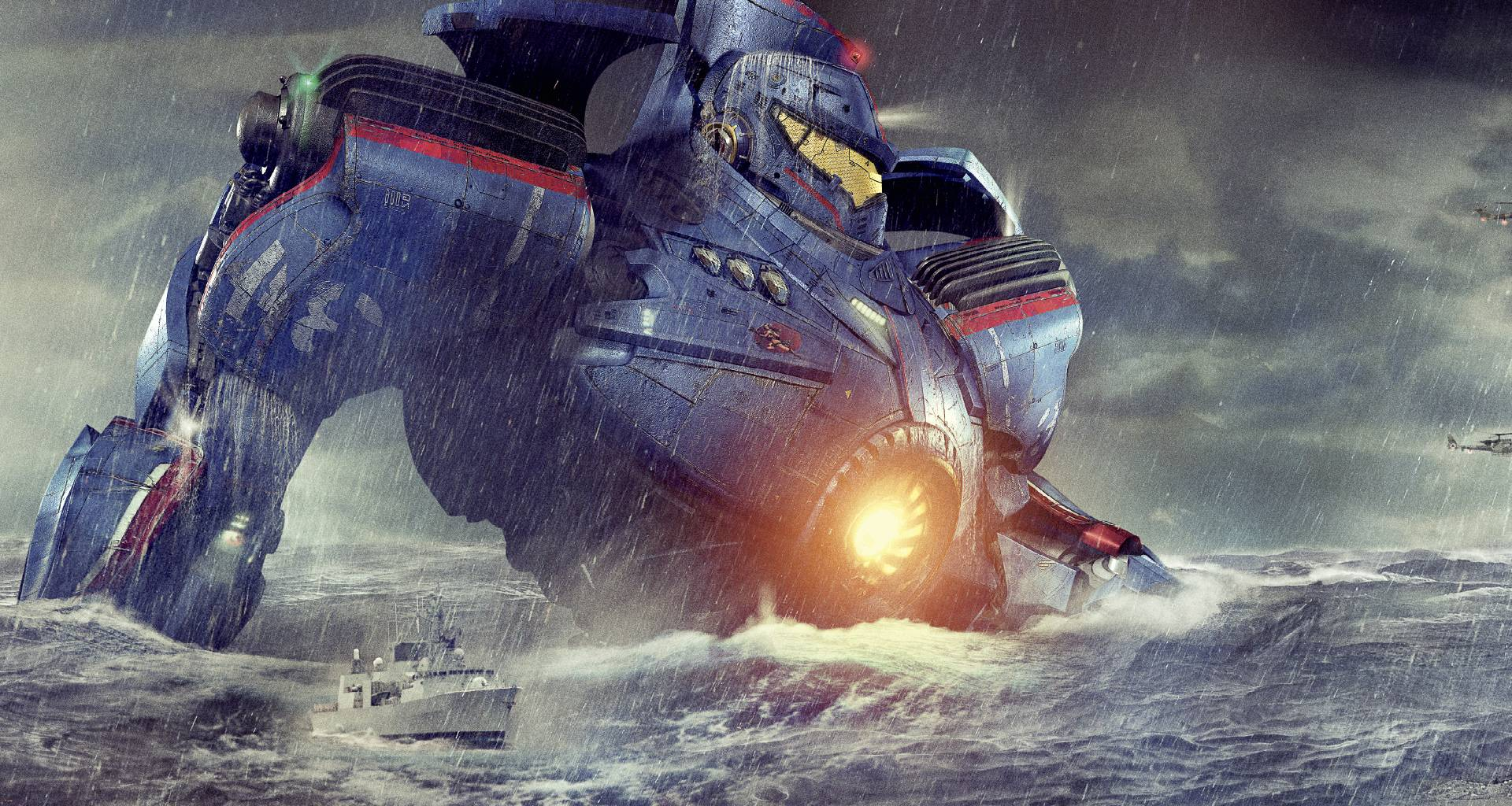 Download Pacific Rim Wallpapers
