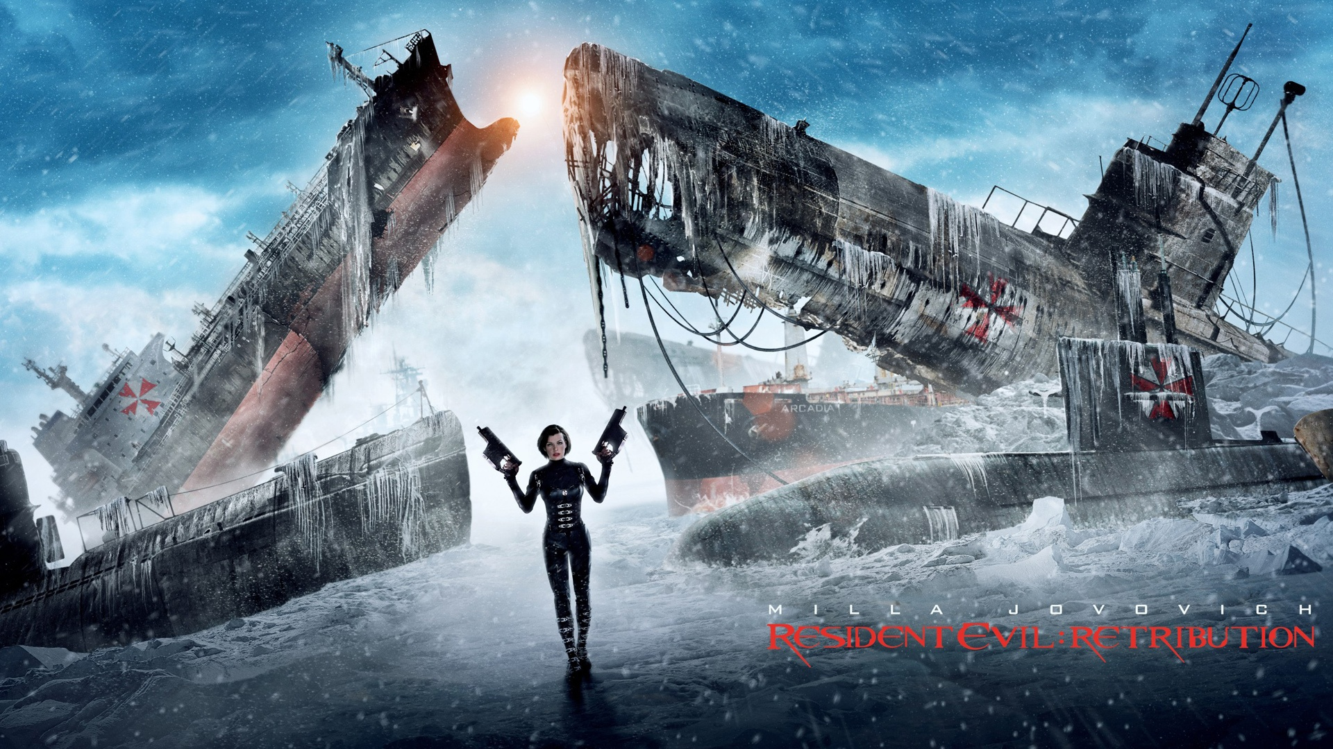 resident evil retribution hd wallpapers - all hd wallpapers