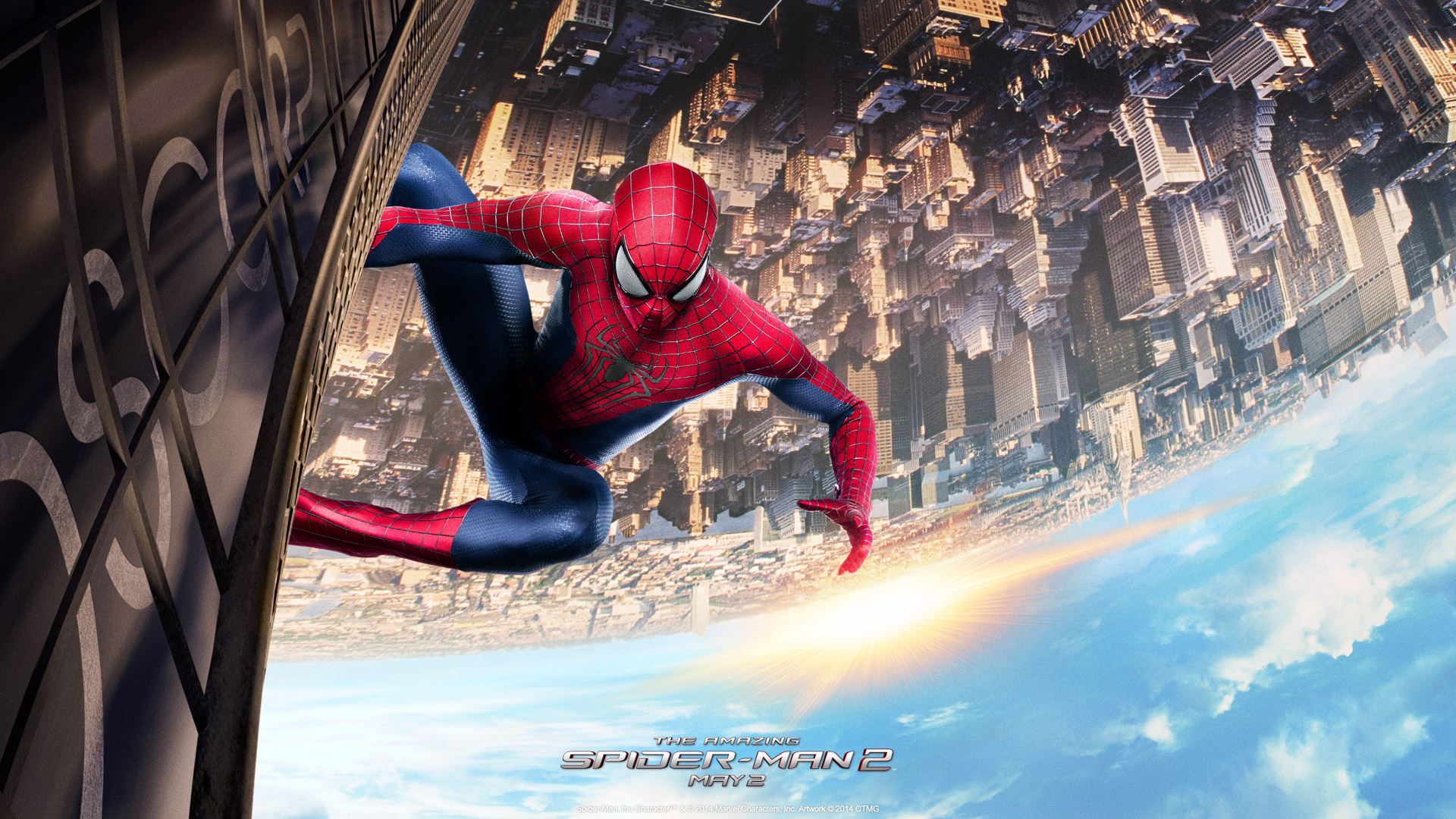 the amazing spider man 2 wallpapers in 4k. Black Bedroom Furniture Sets. Home Design Ideas