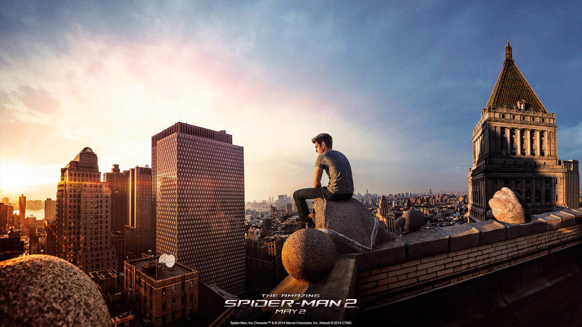 the amazing spider-man 2 wallpapers in 4k