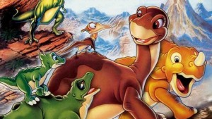 The Land Before Time Animated Movie Wallpapers