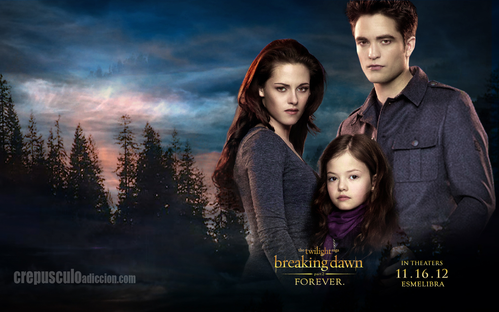 The Twilight Saga Brea...