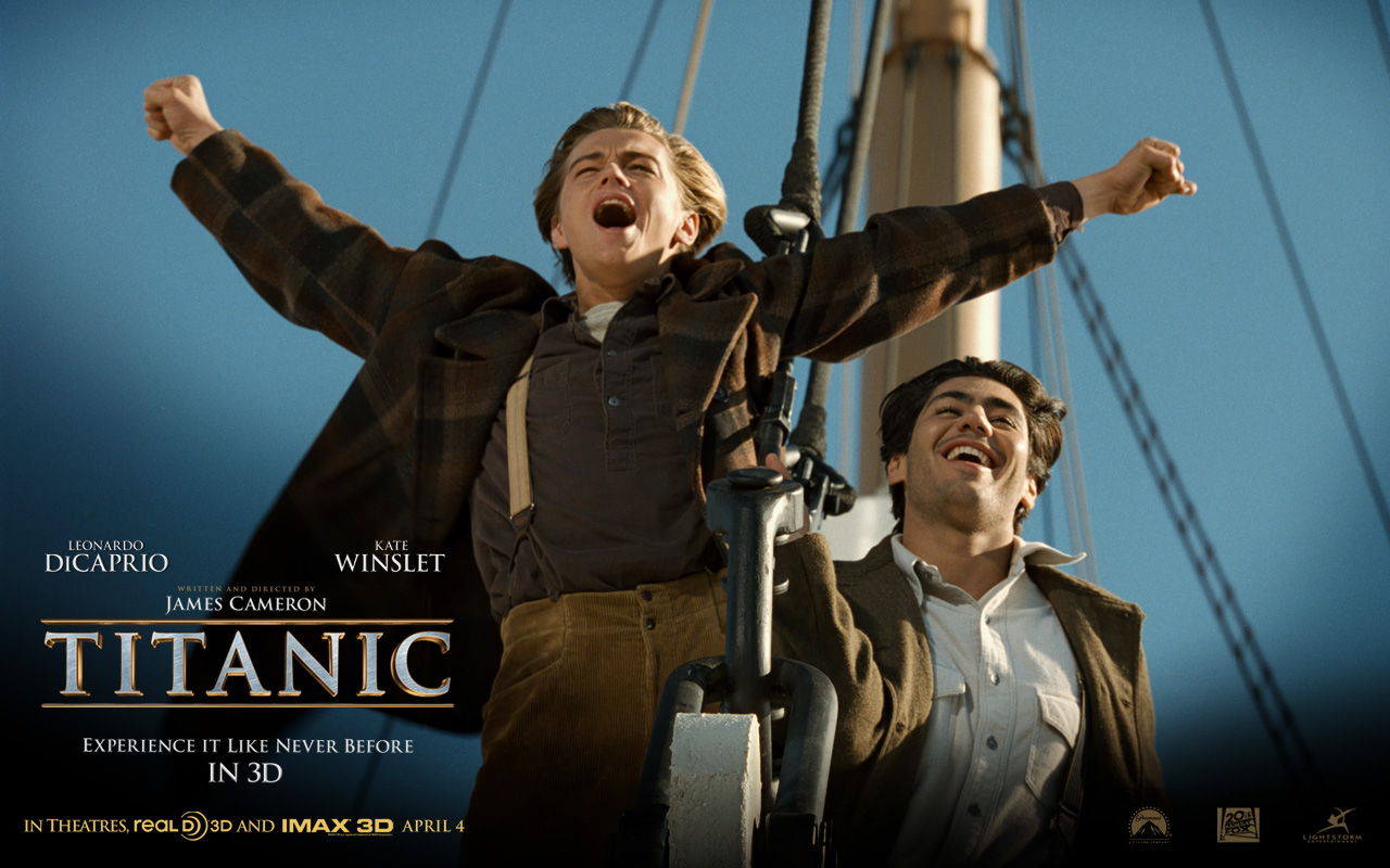 Download Titanic Movie Full HD HD 4k Wallpapers In 1080x1920 ...