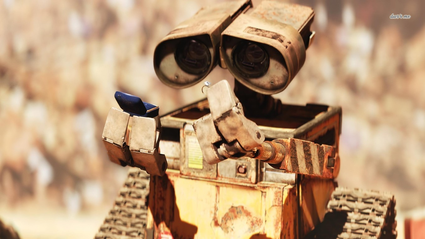 New Wall-E Best Quality Amazing HD Wallpapers