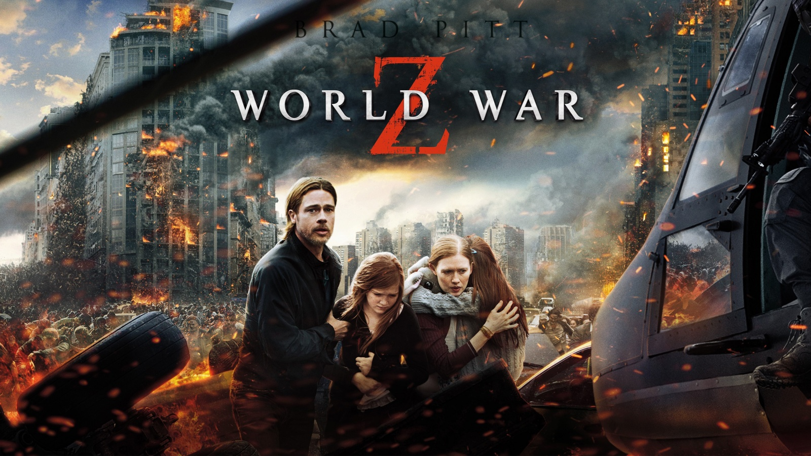 World war z high quality hd wallpapers all hd wallpapers world war z high quality hd wallpapers voltagebd Image collections
