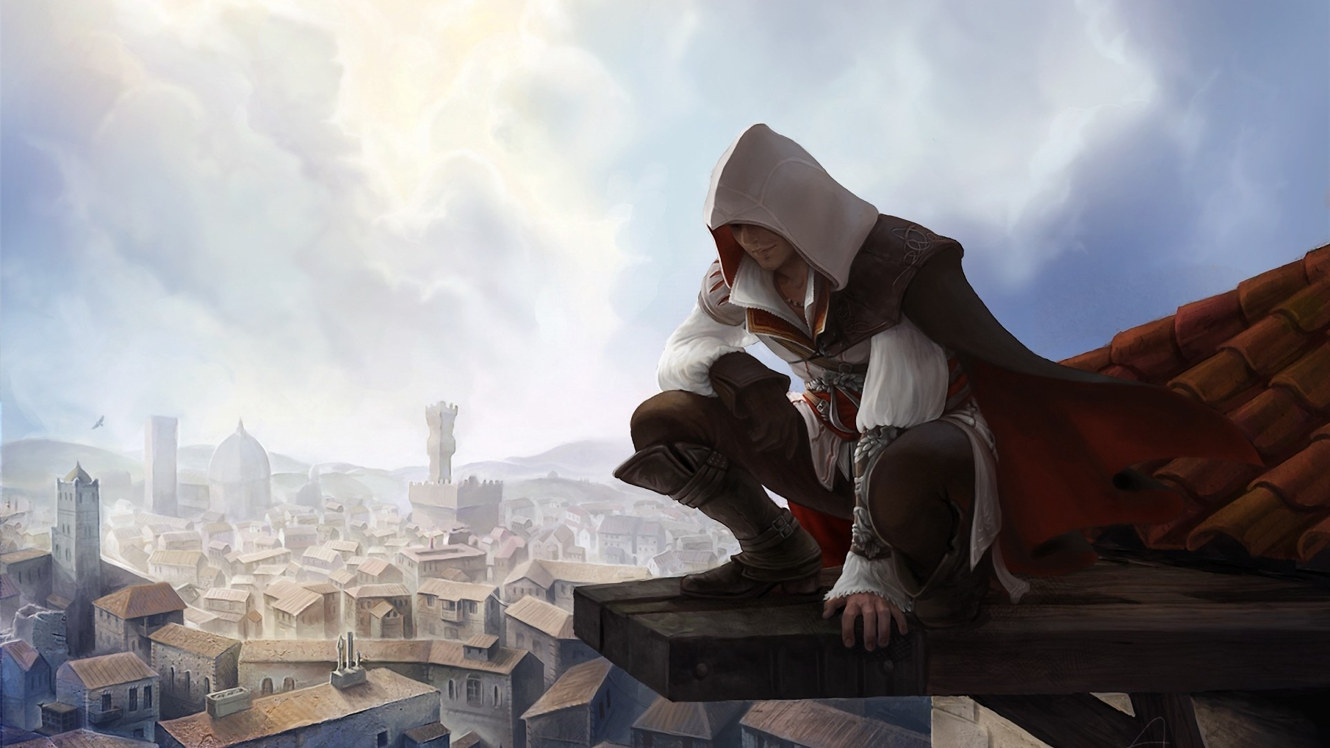Assassin's Creed II Best Game HD Wallpapers - All HD Wallpapers