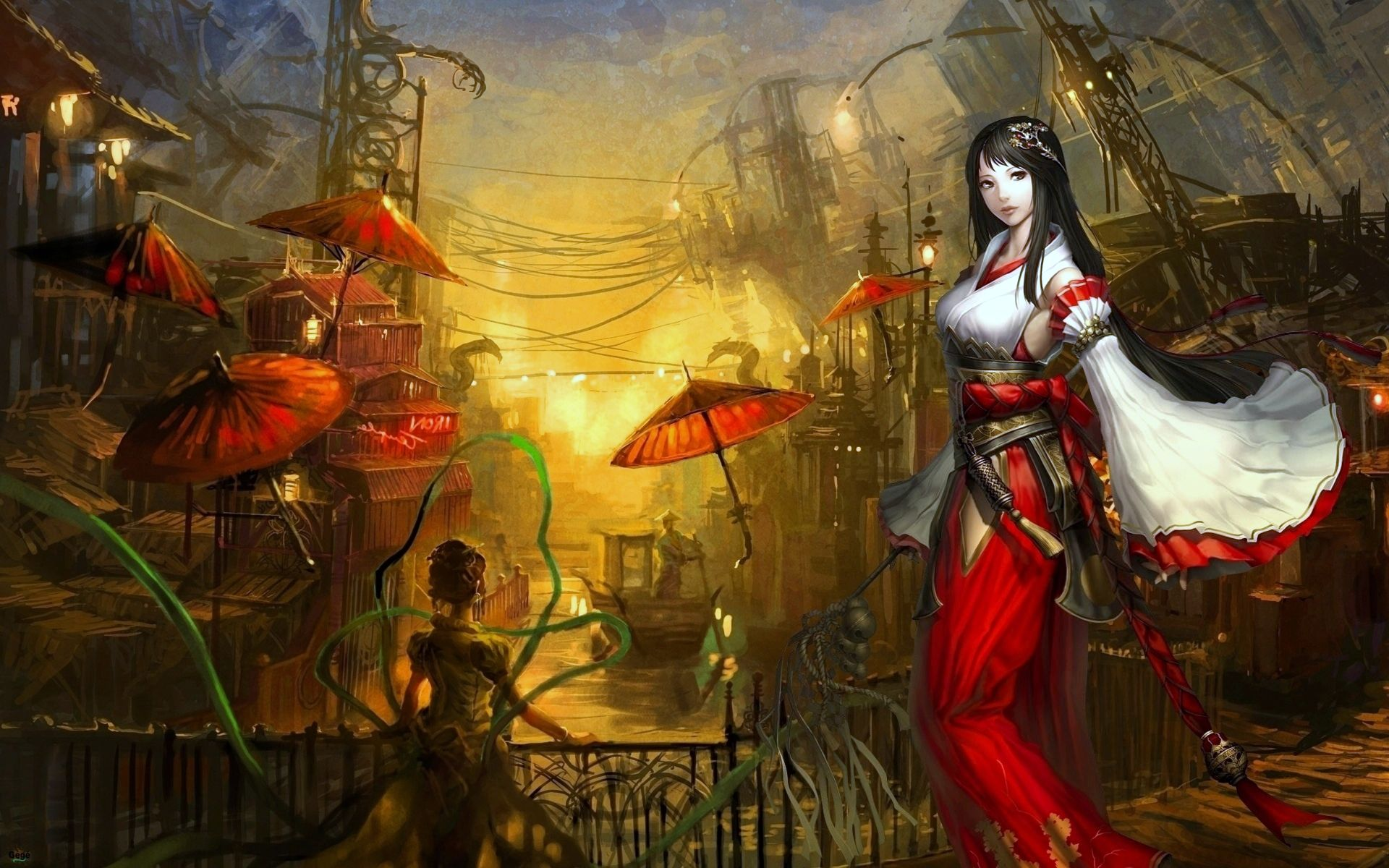 37 Atlantica Online HD Wallpapers | Backgrounds - Wallpaper Abyss