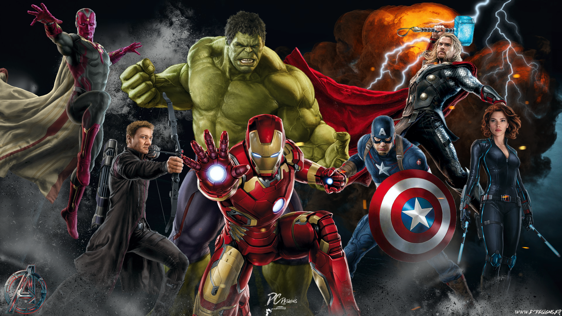 new movies avengers .age of ultron some best hd wallpapers 2015