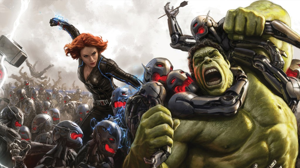 Avengers .Age Of Ultron (2)