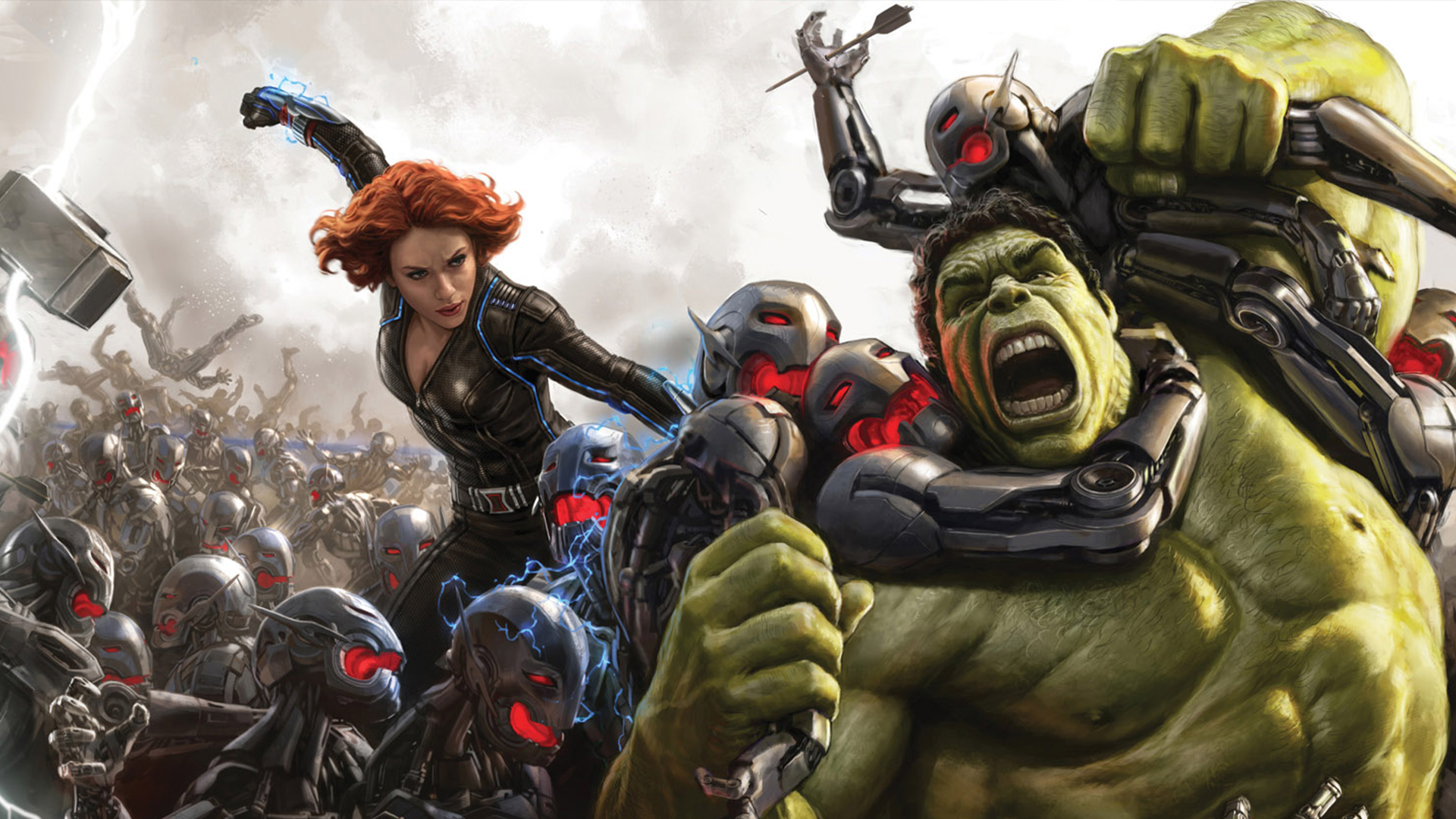 Avengers Age Of