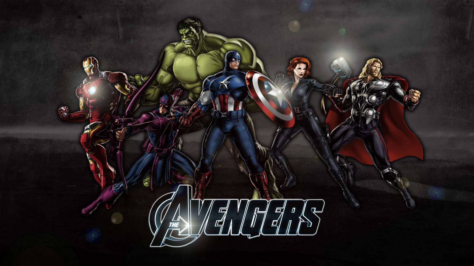 avengers comic logo wallpaper - photo #37