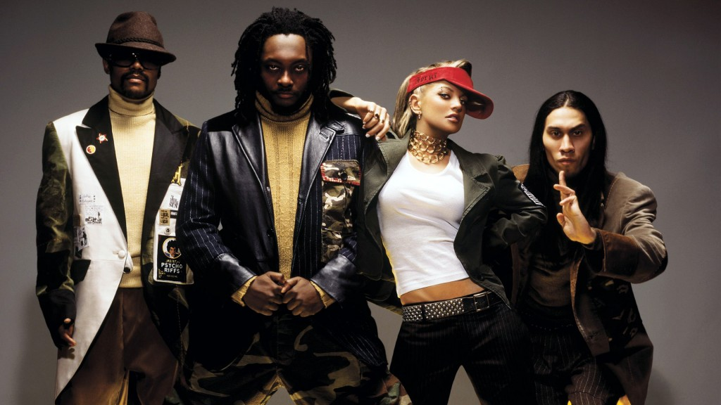 Black Eyed Peas (1)