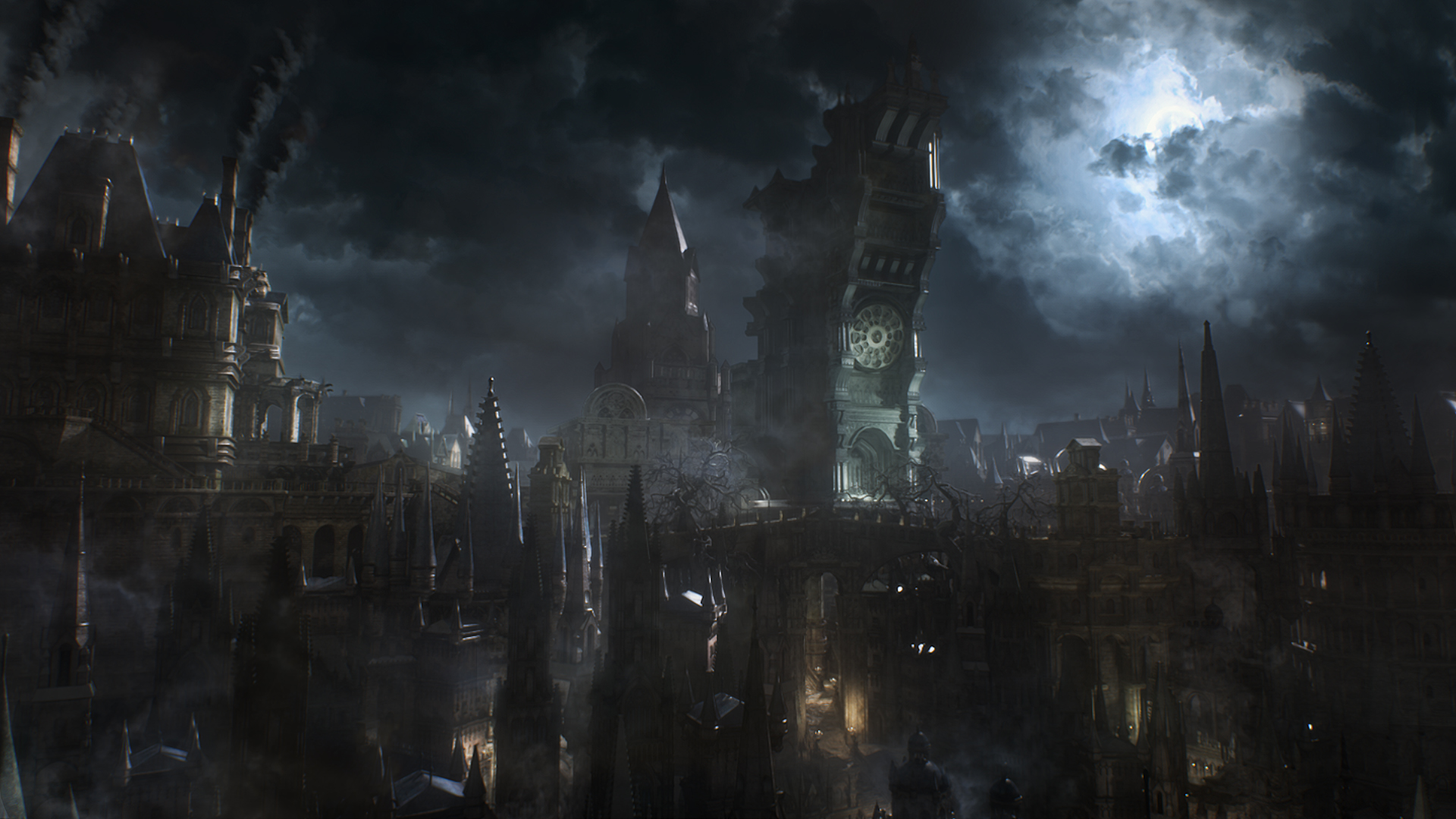 10 bloodborne game high quality wallpapers for Quality wallpaper