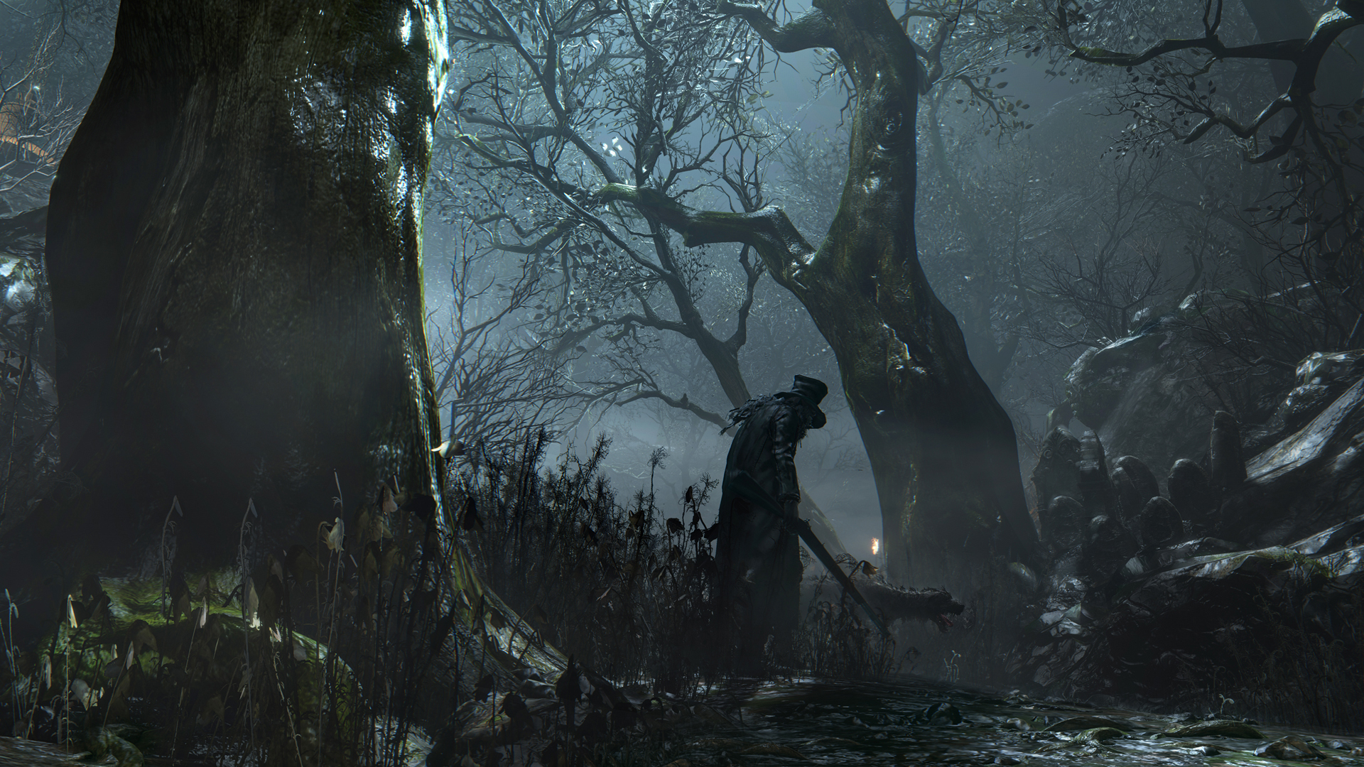 10 Bloodborne Game High Quality Wallpapers