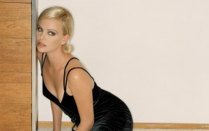 Sexy Charlize Theron HD Wallpapers Pictures