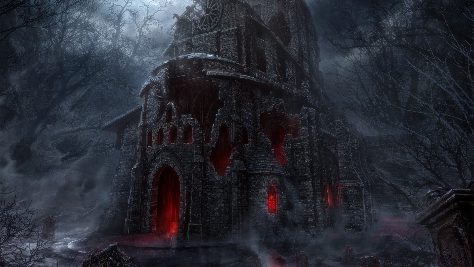 Image Detail For Dark Mysterious Hd Fantasy: Diablo III Best Quality HD Wallpapers