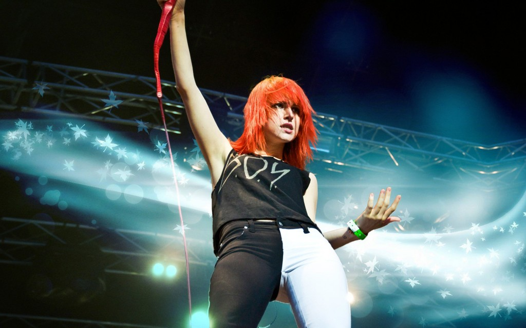 Hayley Williams (10)