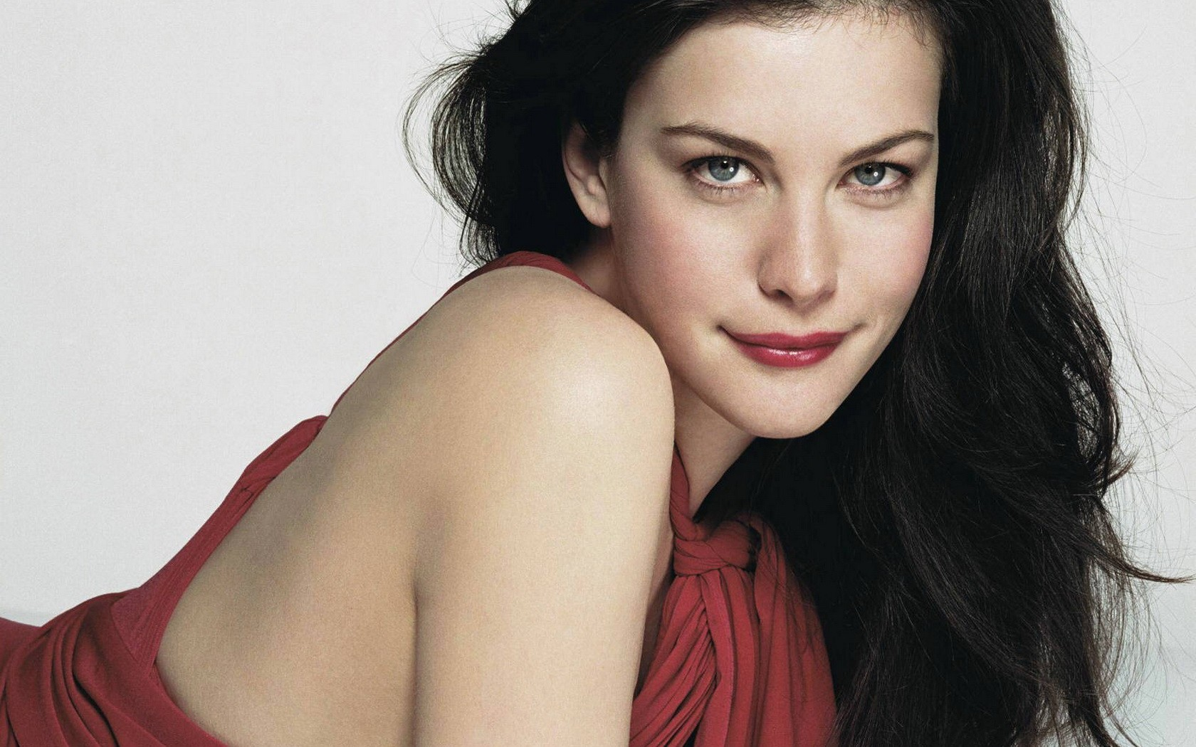 Natalie portman portrait pretty face hd wallpaper wallpaper list - Cute Liv Tyler Hot And Sexy Wallpapers All Hd Wallpapers