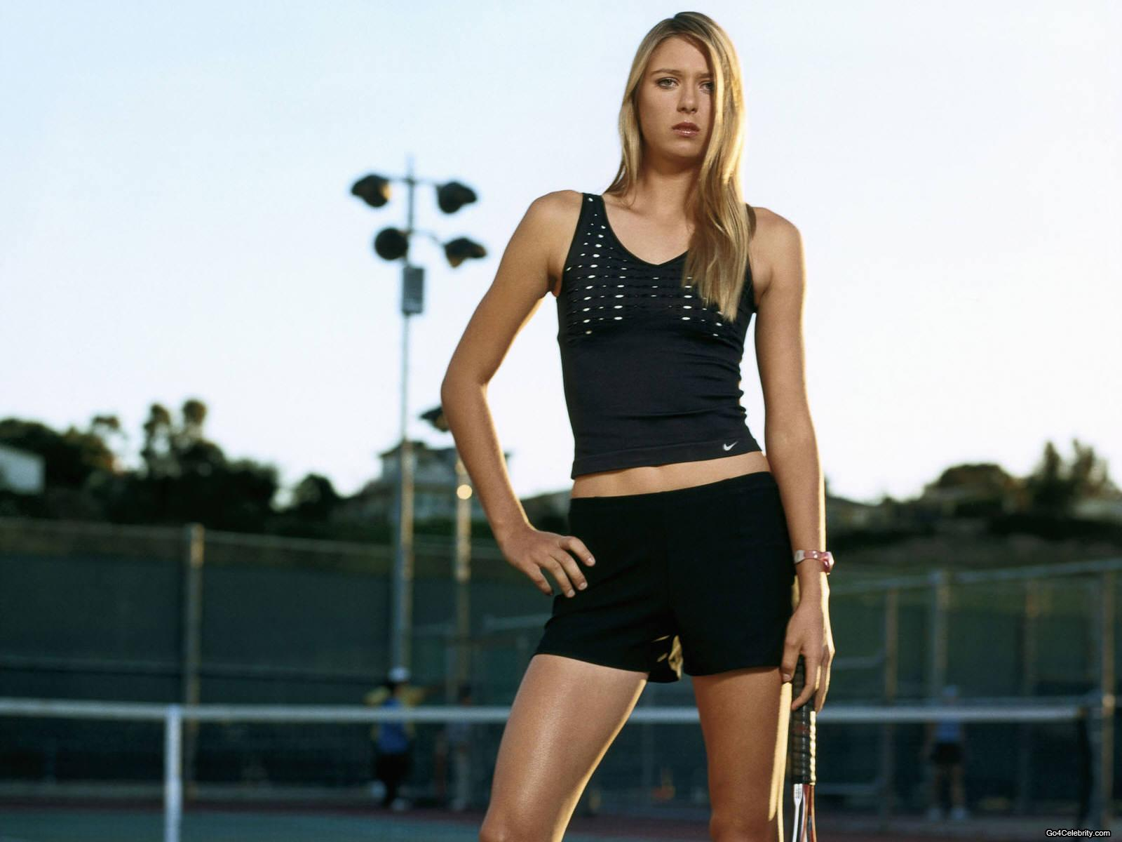 sexy maria sharapova hot wallpapers   all hd wallpapers
