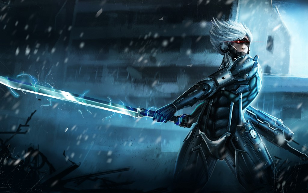 MetalGear Rising  (4)