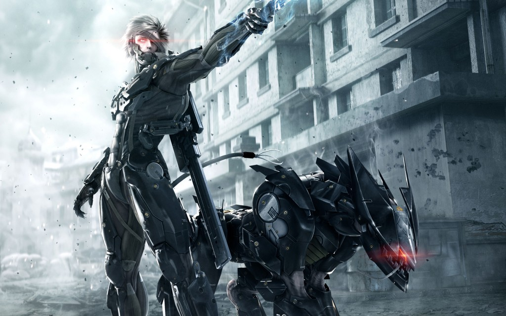 MetalGear Rising  (9)