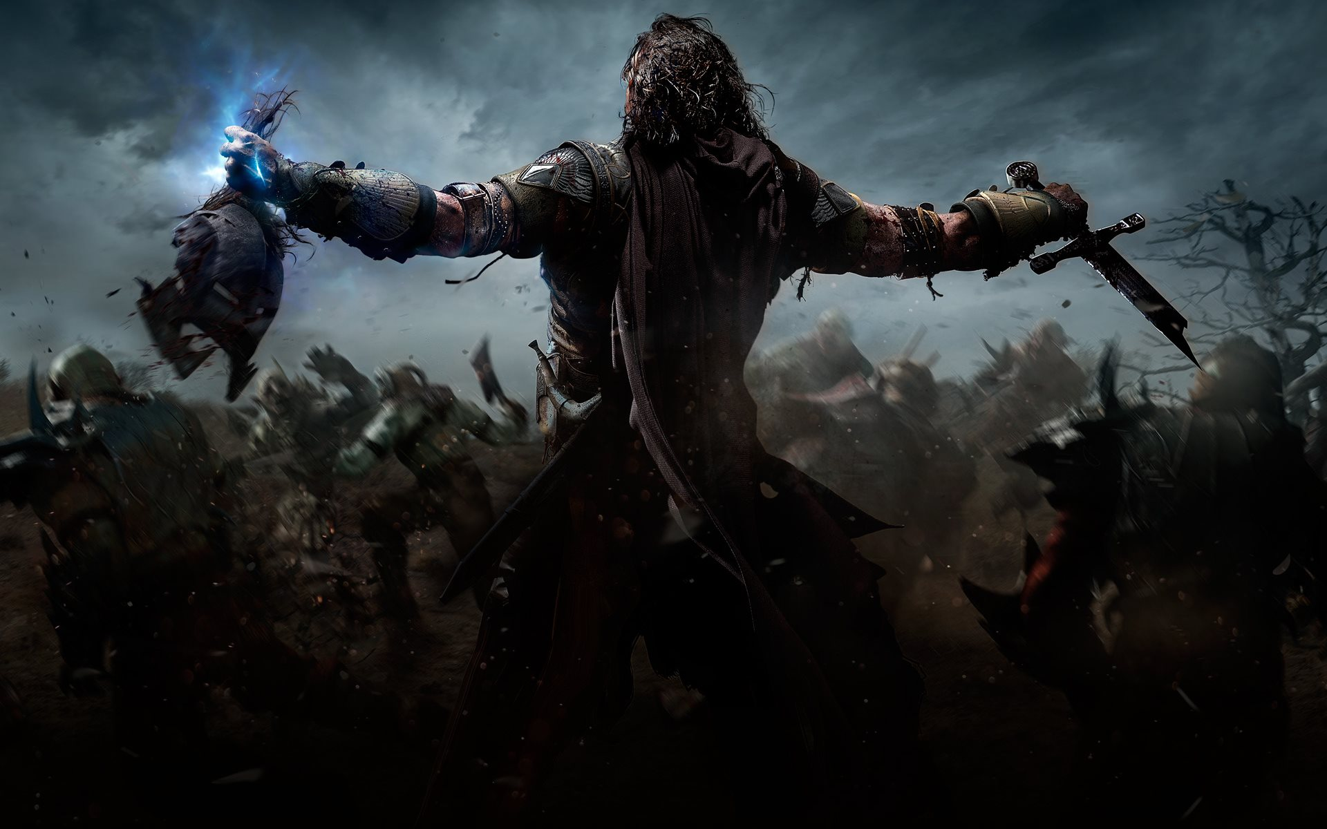 middle earth shadow of mordor hd wallpapers - all hd wallpapers