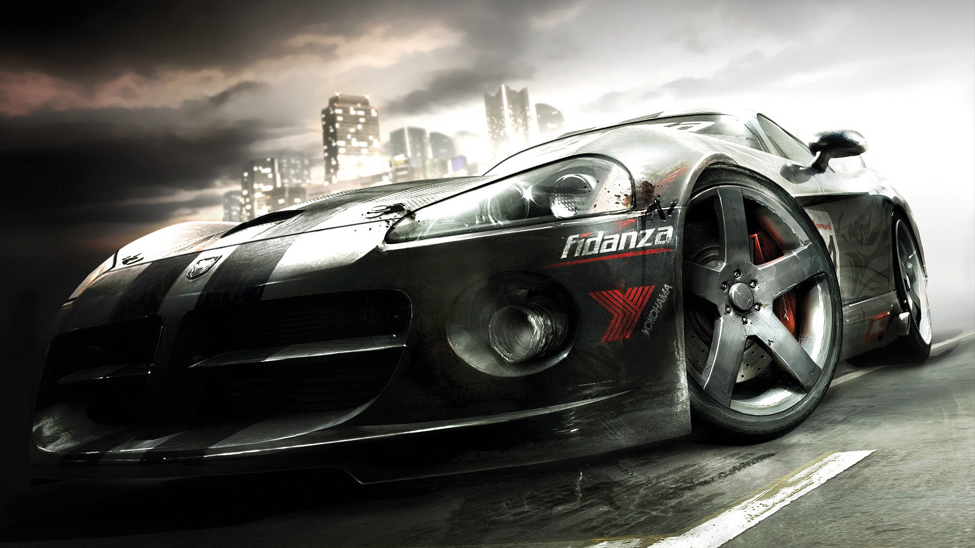 Need For Speed Most Wanted 2012 Wallpaper 1080p