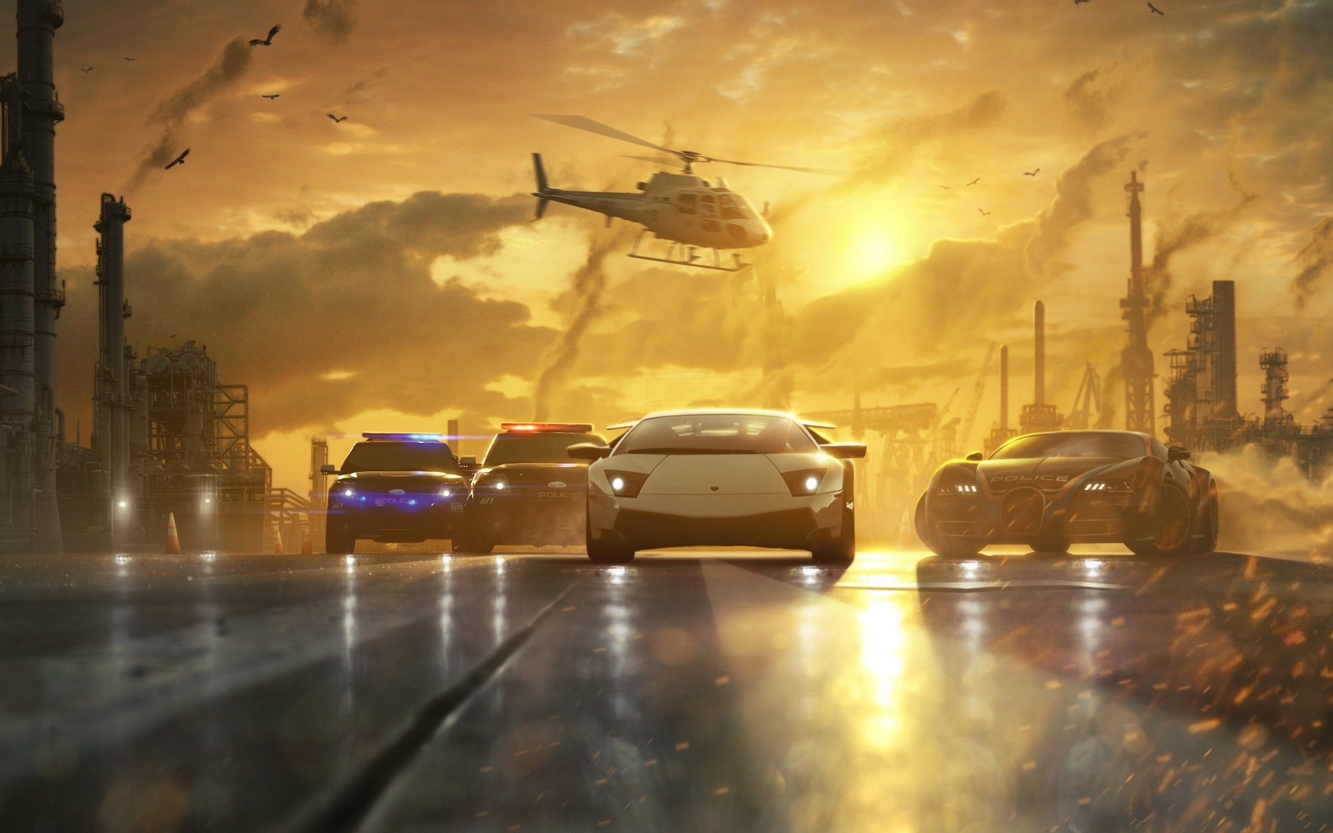 Need For Speed Most Wanted New HD Wallpapers - All HD ...