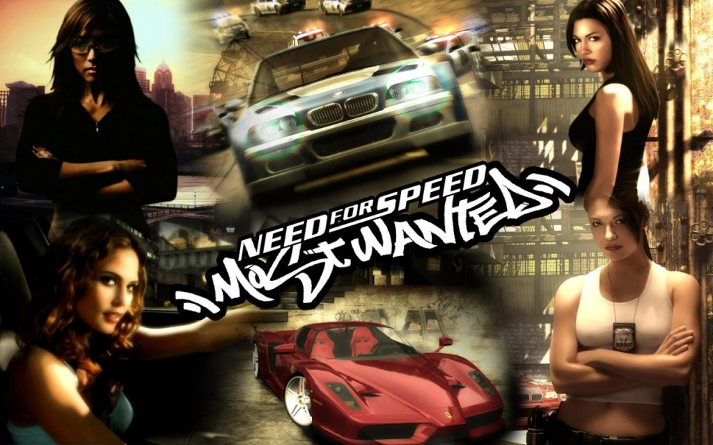 Need For Speed . Most Wanted (6)